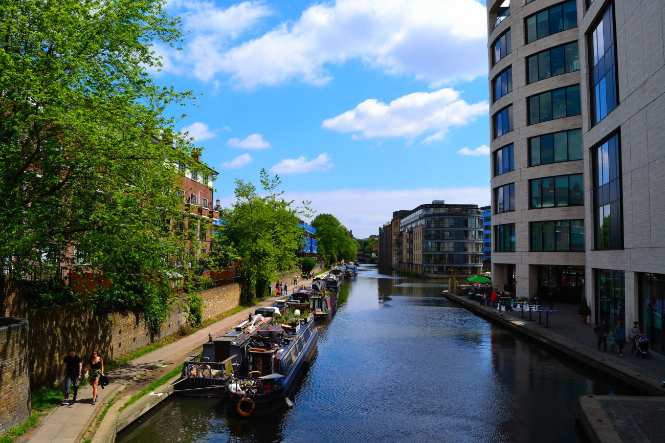 regent's canal - digitaltemi