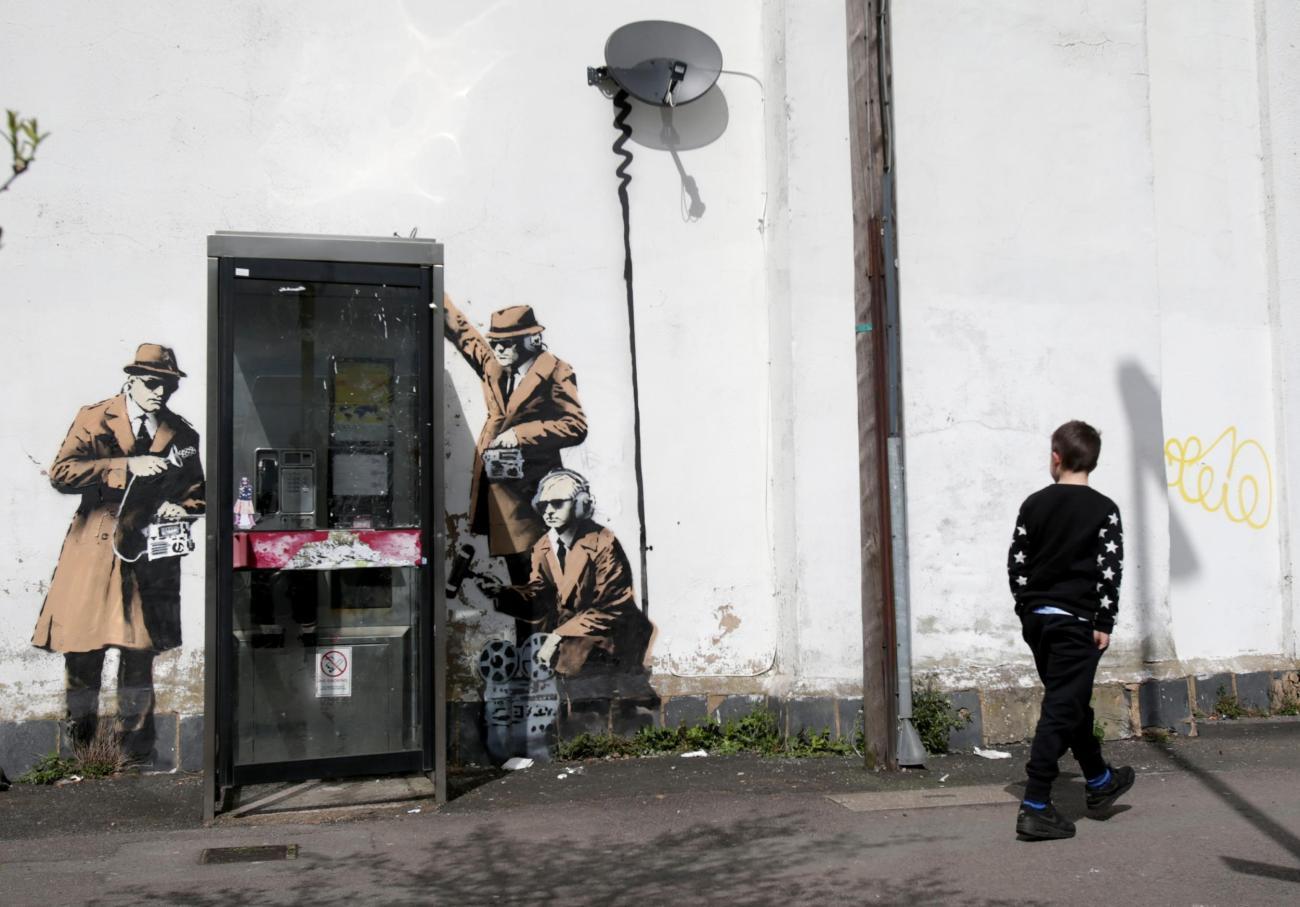 Spy Booth, Cheltenham