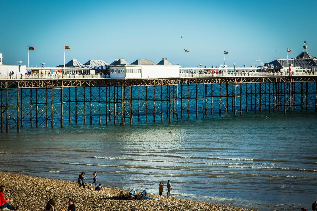 Brighton - Adrian Scottow