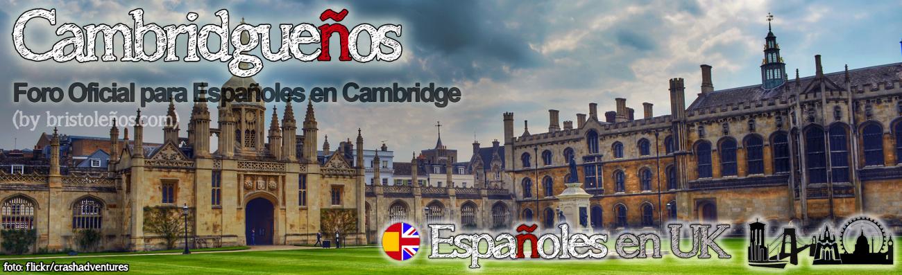 Cambridgueños - Españoles en Cambridge