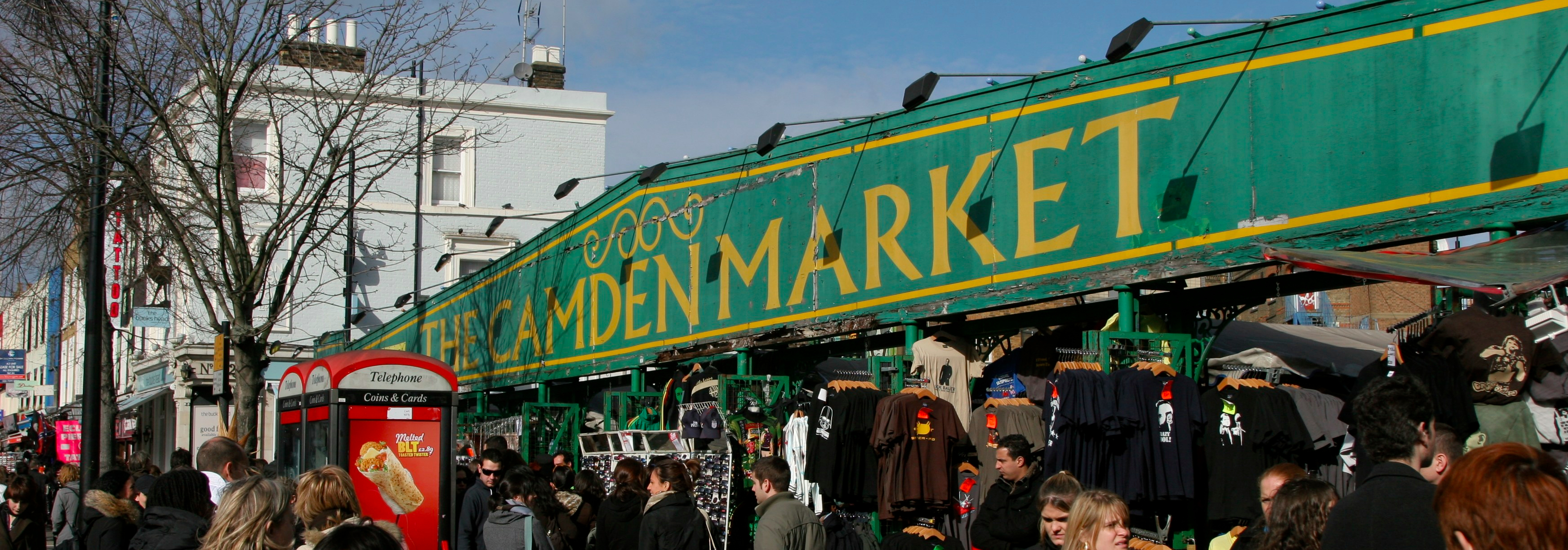 Camden Market - Foto: Phil Chambers