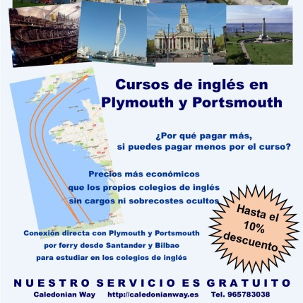 Campaña Plymouth y Portsmouth