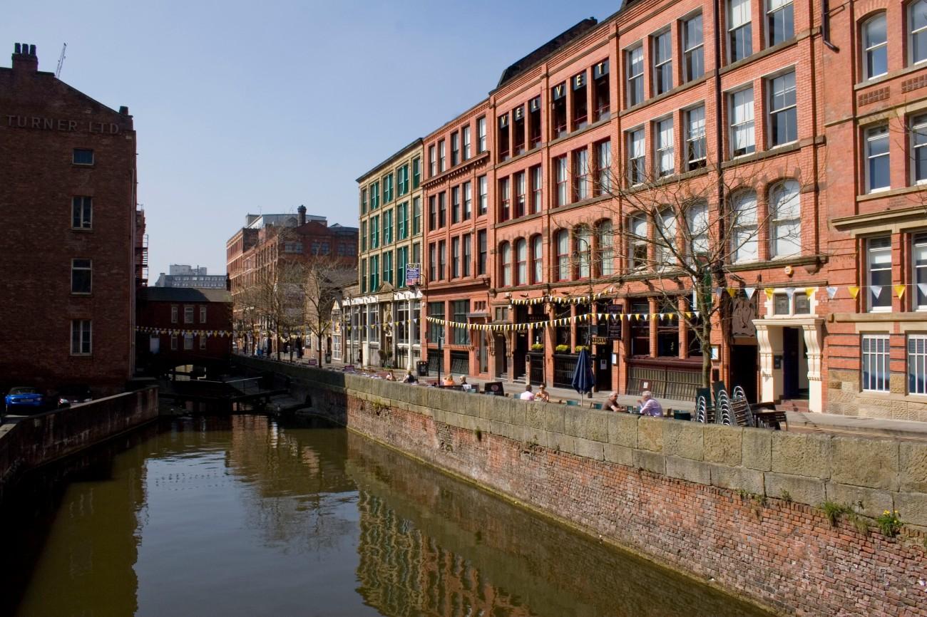 Canales de Manchester