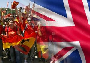 Españoles viviendo en Reino Unido
