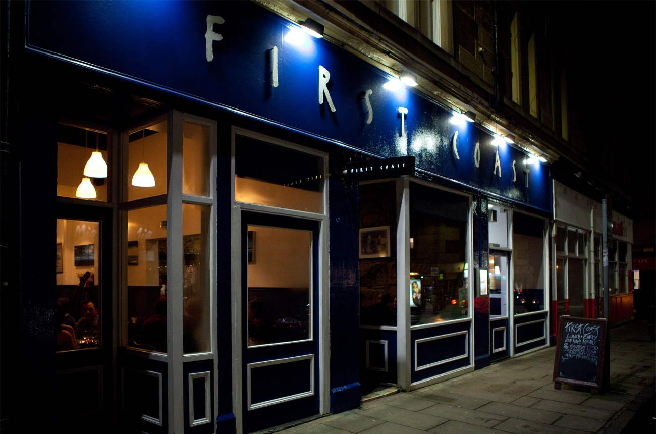 First Coast, Edimburgo