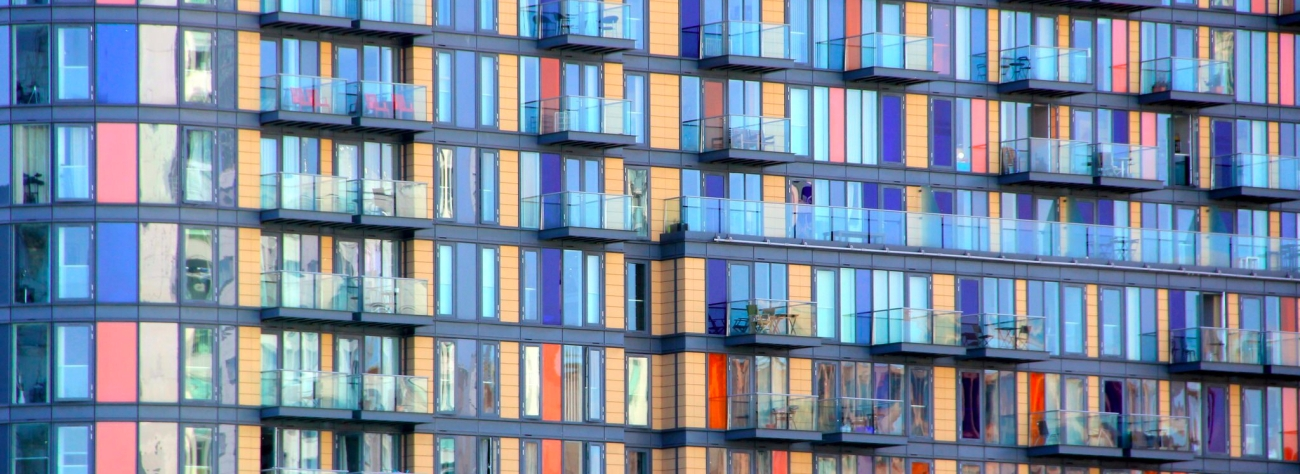 London Flats by Rad Dougall