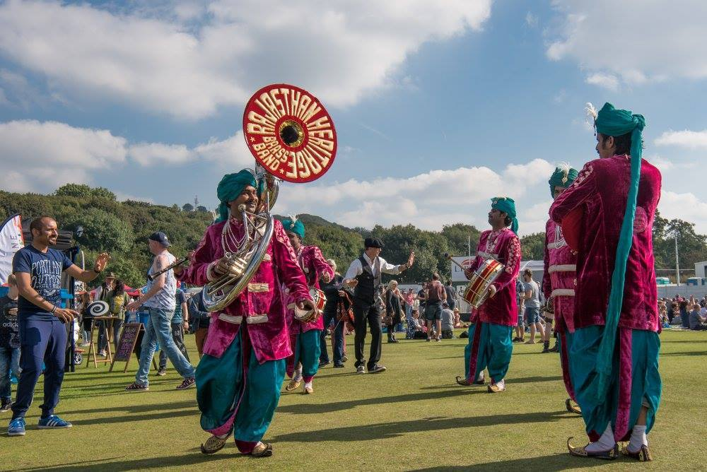 Disfruta de The Stranglers en Head For The Hills Festival 2017, en Ramsbottom (Lancashire)
