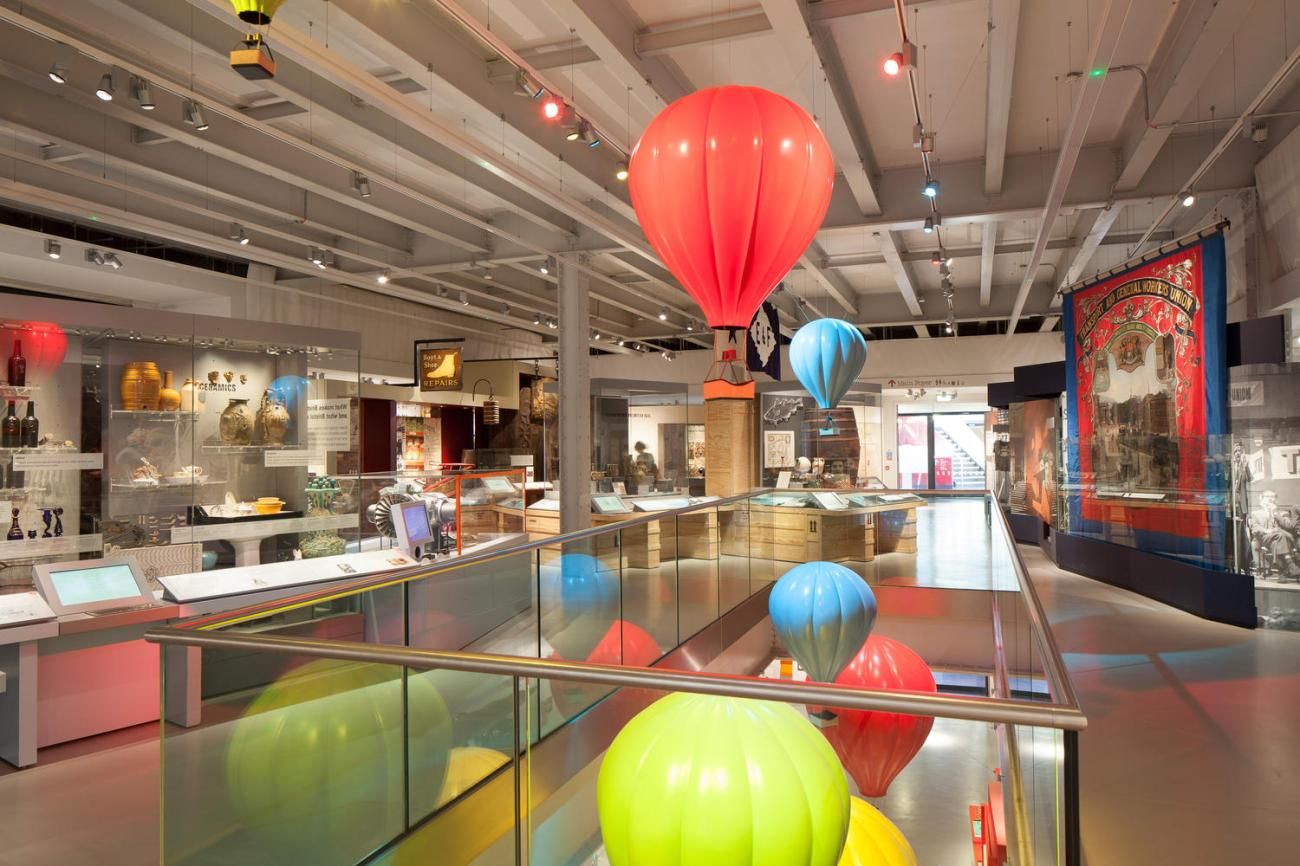 Museo M Shed de Bristol