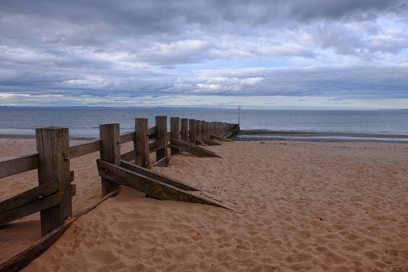 Portobello beach Edinburgh