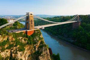 Brunel's Clifton Suspension Bridge