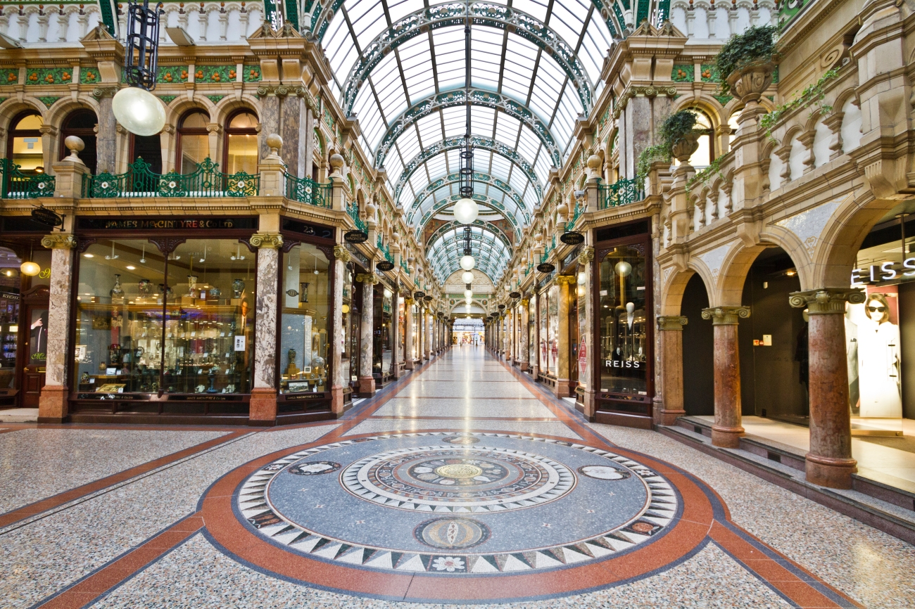 Victoria Quarter Leeds