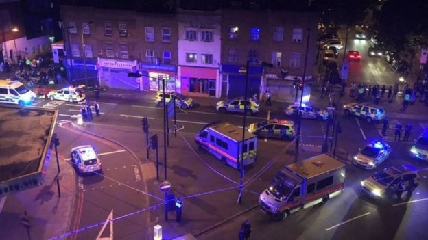 002 London Van Attack Mosque