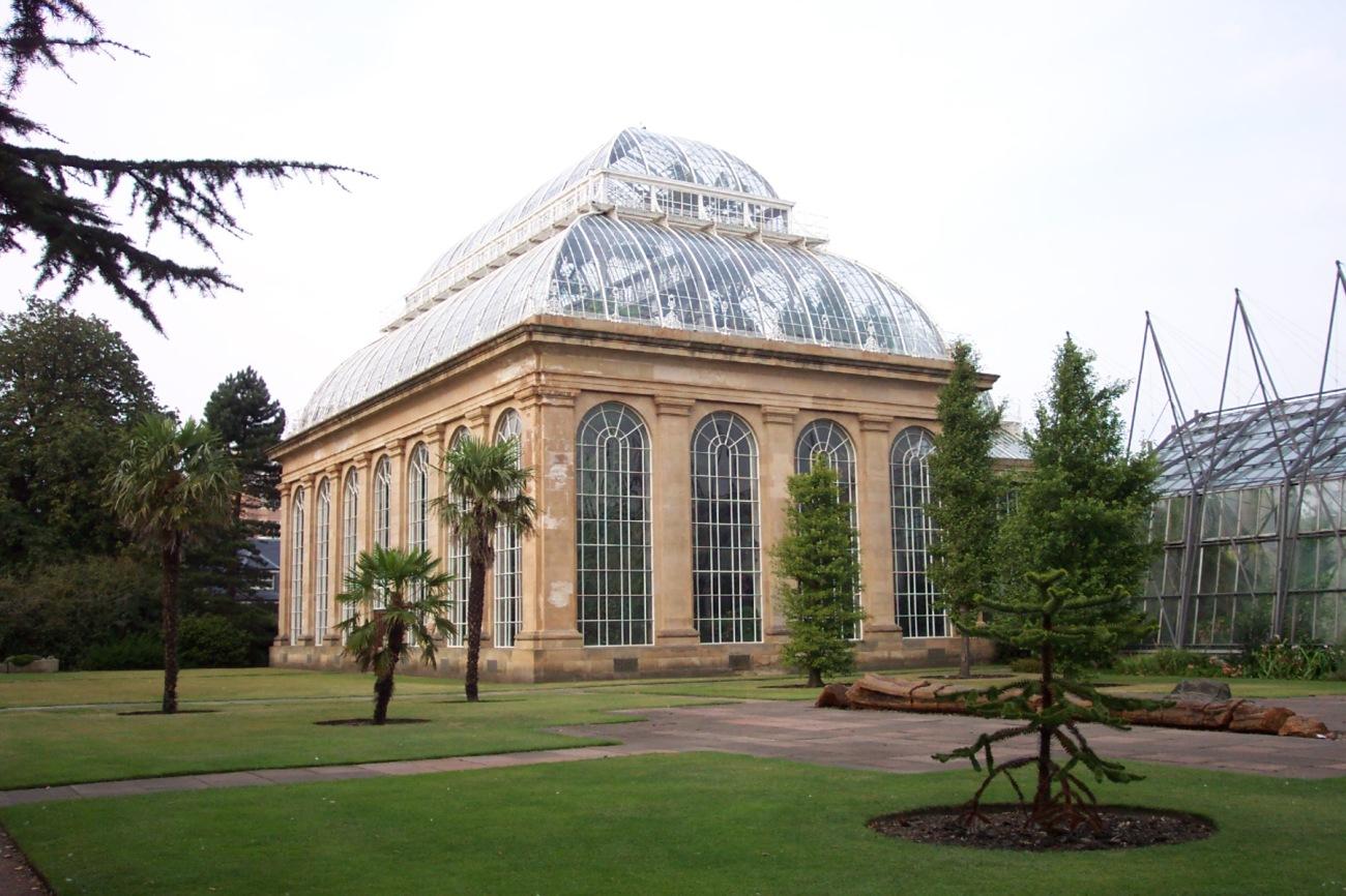 El Royal Botanic Garden de Edimburgo