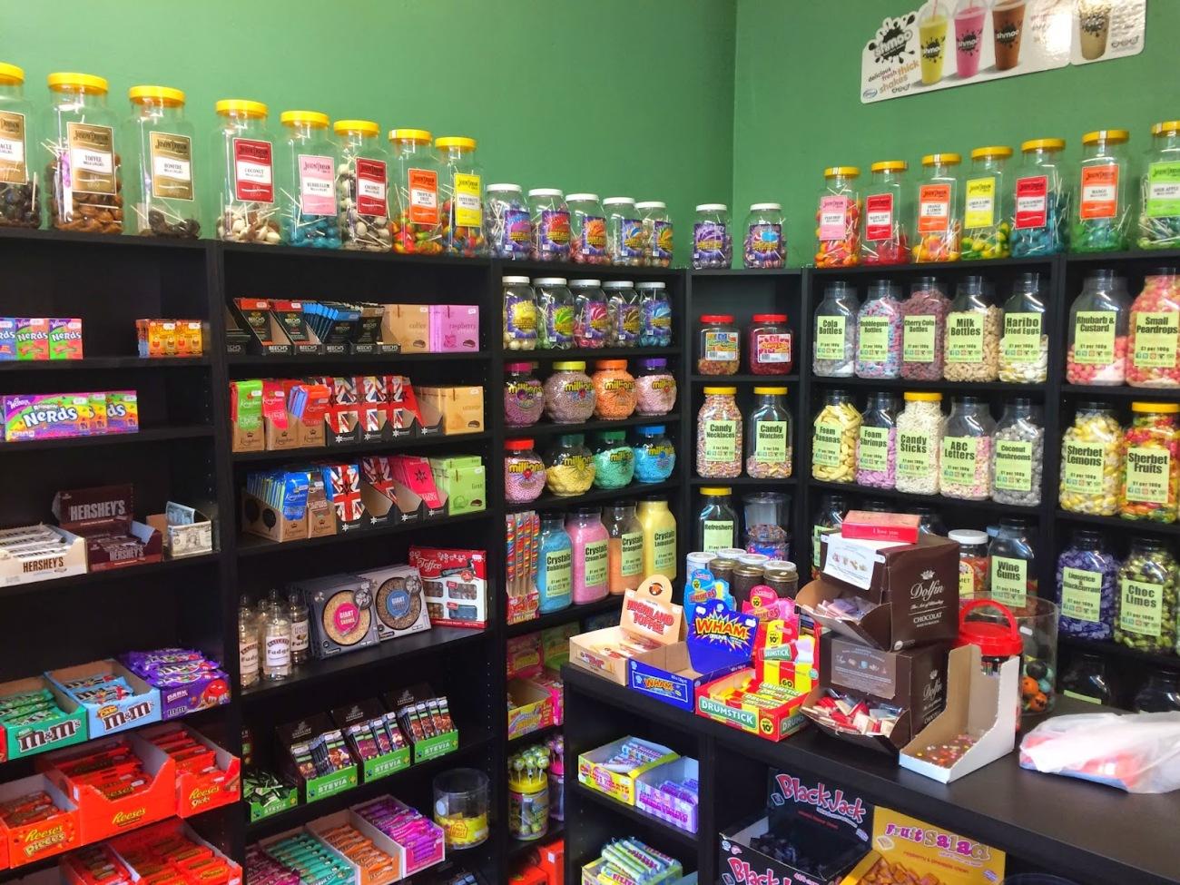 McTunney's Sweet Emporium, la famosa tienda de piruletas de Birmingham