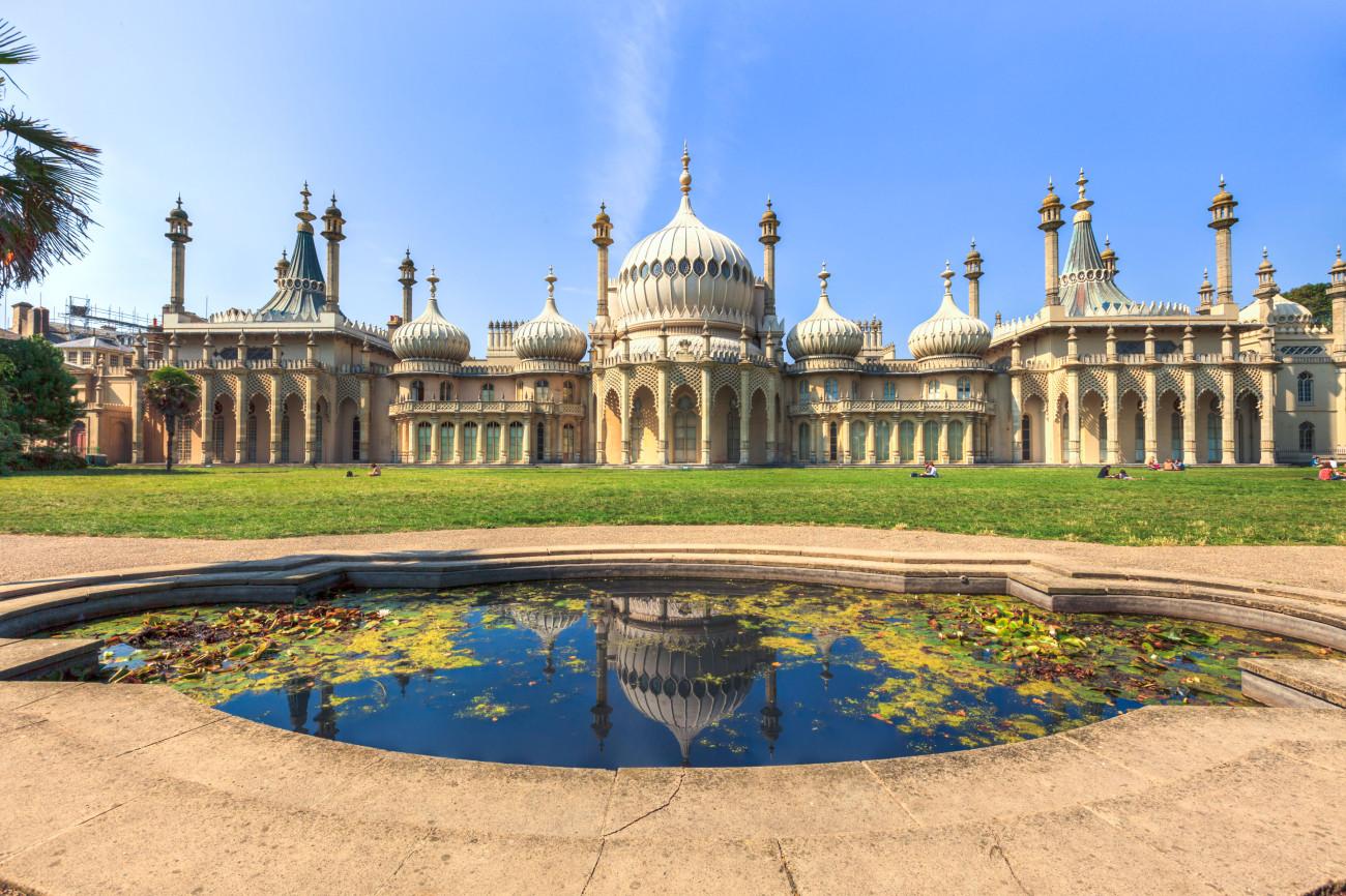 Royal Pavilion, símbolo de Brighton