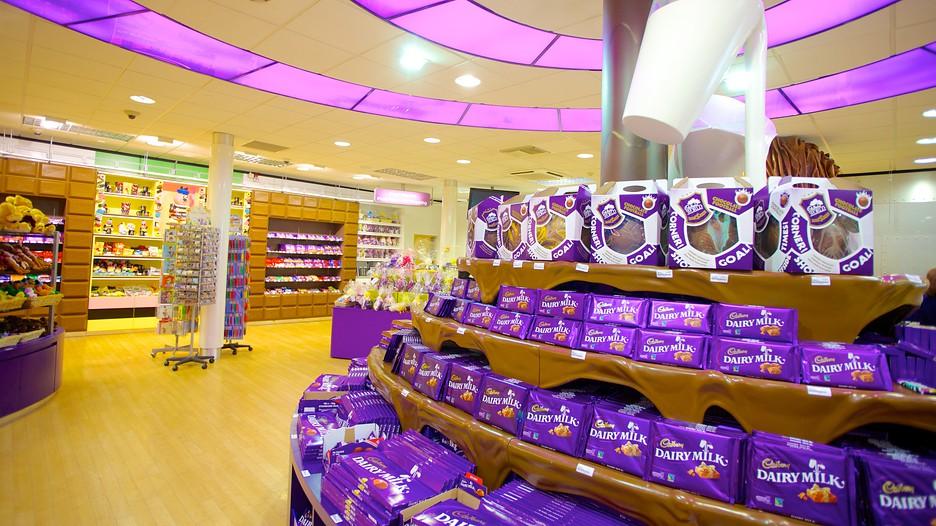 Cadbury World, en Birmingham, es una delicia para los amantes del chocolate
