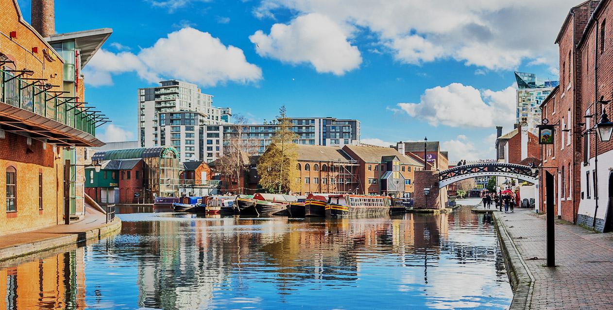 Qué ver y hacer en Birmingham