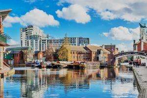 Birmingham, ciudad de canales