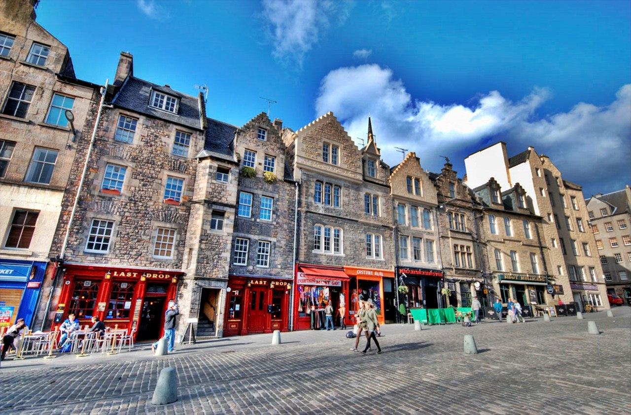 Calle de Edimburgo