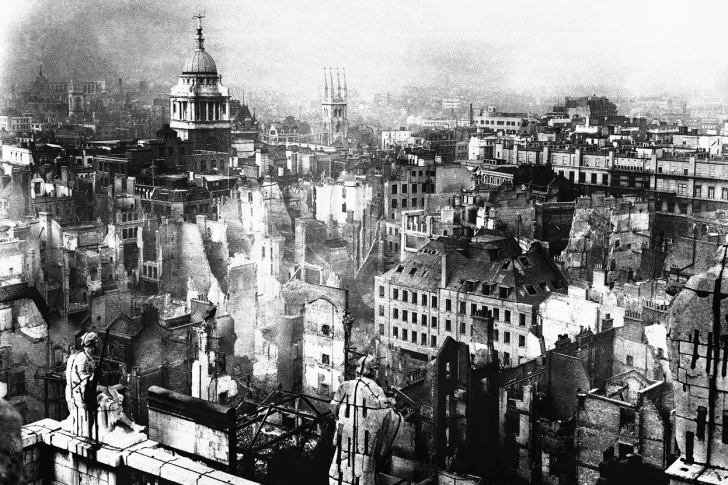 London World War II