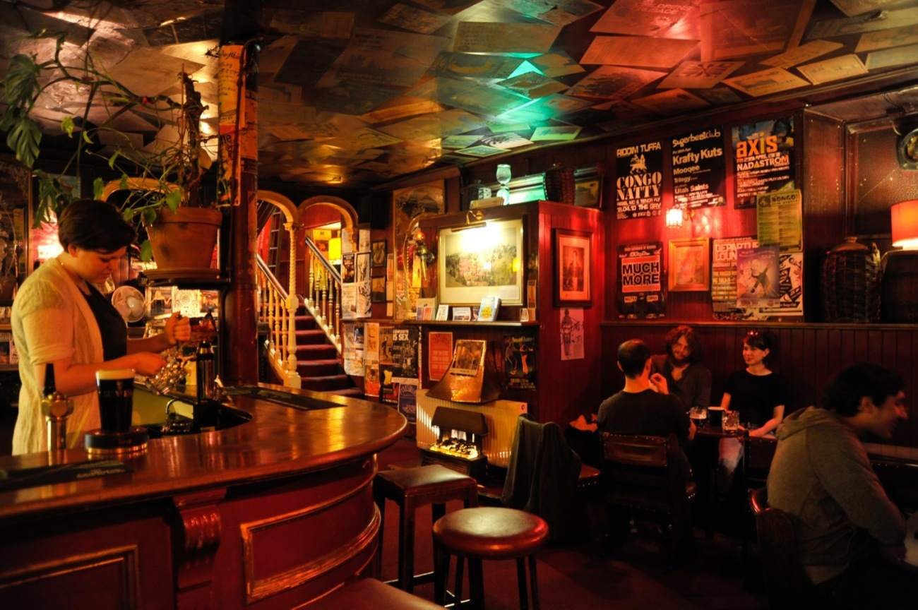 Pub de Edimburgo