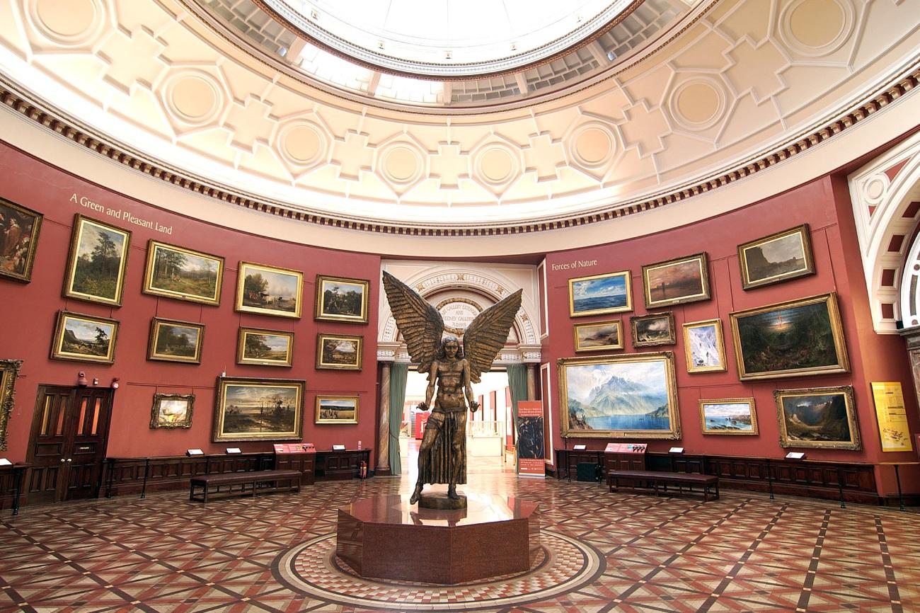 Birmingham Museum and Art Gallery, un museo de arte clásico