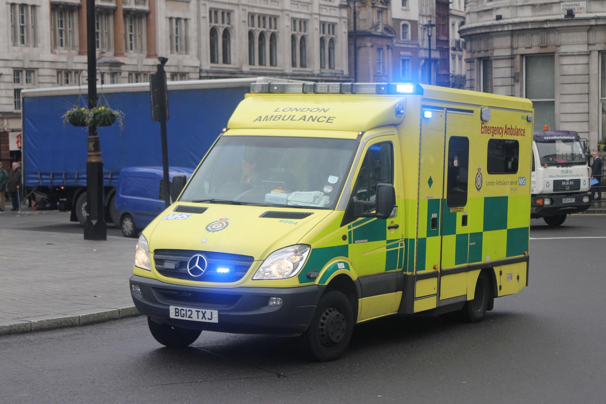Teléfonos emergencias de Reino Unido