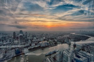 Vista de Londres desde The Shard - Foto: CarlosVanVegas