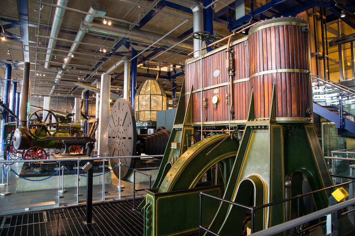 Thinktank es el Museo de la Ciencia de Birmingham