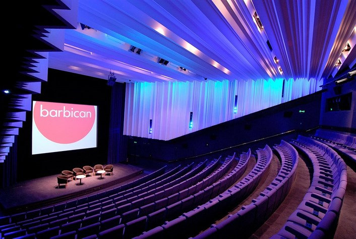 Barbican Cinema, en Londres