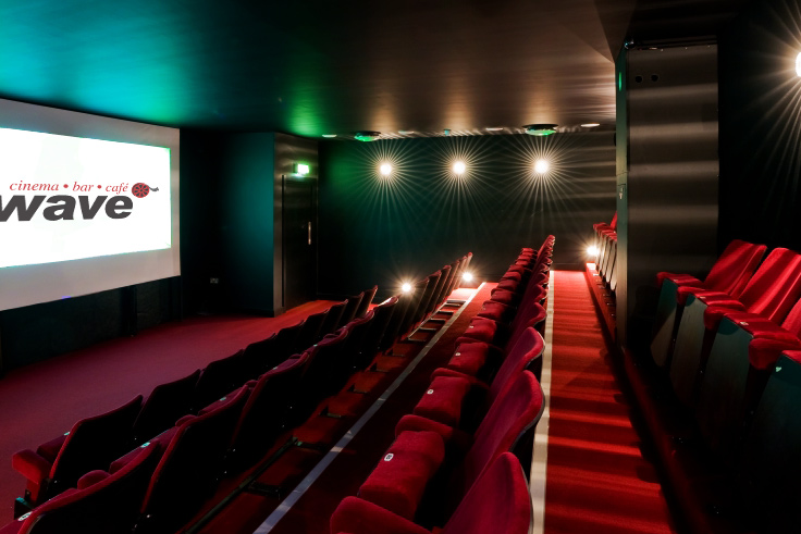 Shortwave Cinema, en Londres