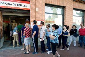Cola del paro - Oficina de Empleo España