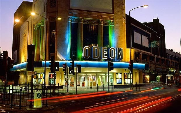 Odeon Cinema, en Londres