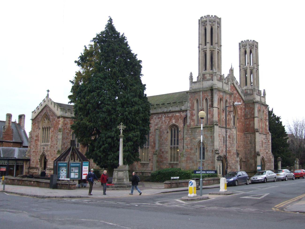 Iglesia de Bristol St John the Evangelist