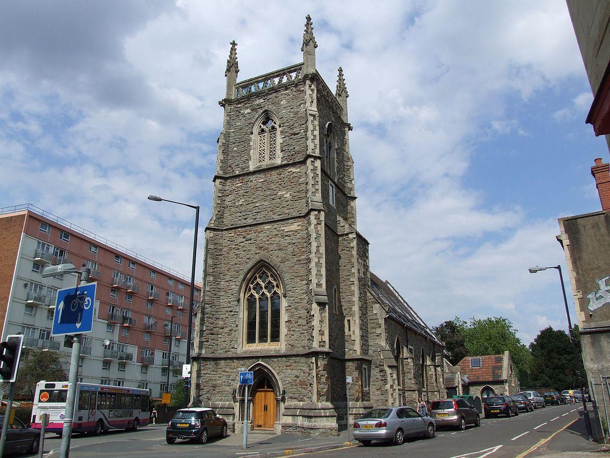 12 Iglesias De Bristol Que Son Todo Menos Iglesias