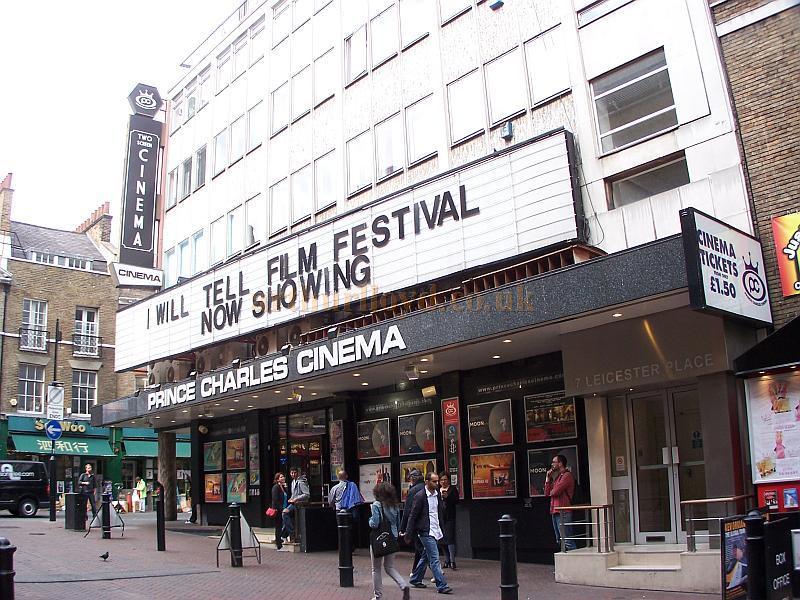 Prince Charles Cinema, en Londres